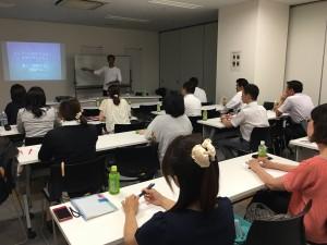 28年7月14日アツスタ内藤勲先生